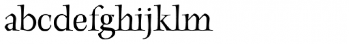 Twinkle Bold Font LOWERCASE