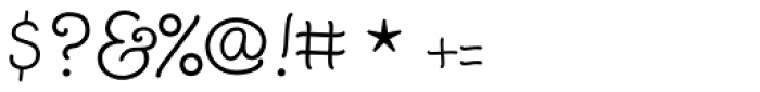 Twinkle Star Casual Font OTHER CHARS