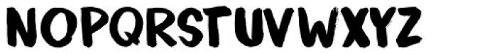 Twirrewyn Regular Font LOWERCASE
