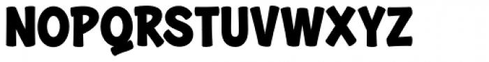 Two Stroke Standard Font UPPERCASE