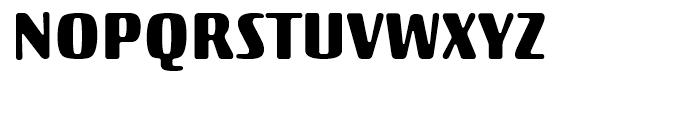 TX Lithium Bold Font UPPERCASE
