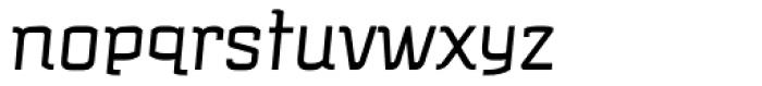 TX Reflux Font LOWERCASE