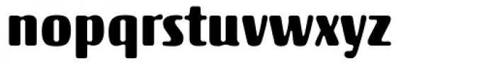 TXLithium Bold Font LOWERCASE