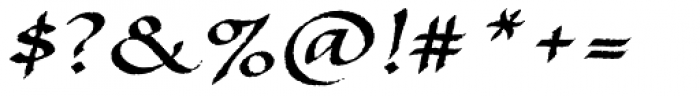 TXT Bethlehem Font OTHER CHARS