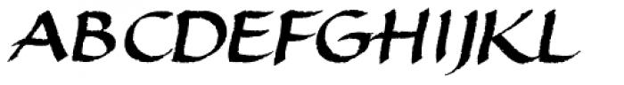 TXT Bethlehem Font UPPERCASE