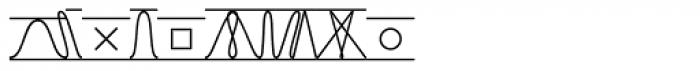 TXT Light Font UPPERCASE
