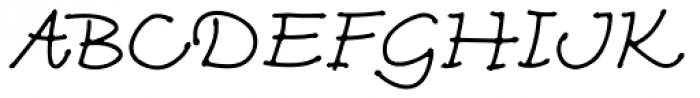 TXT Modern Mom Font UPPERCASE