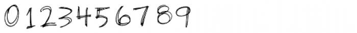 TXT Scribbletti Font OTHER CHARS