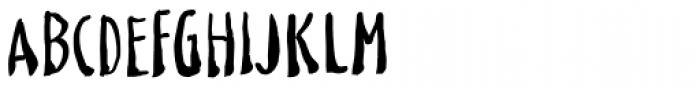 TXTAltius Font UPPERCASE