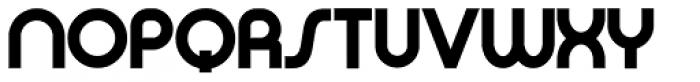 TXTGroovy Smooth Font UPPERCASE