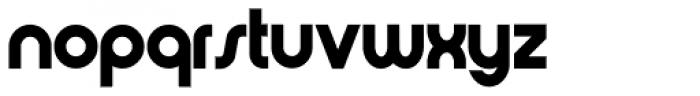 TXTGroovy Smooth Font LOWERCASE