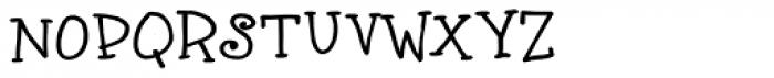 TXTJubulation Font UPPERCASE