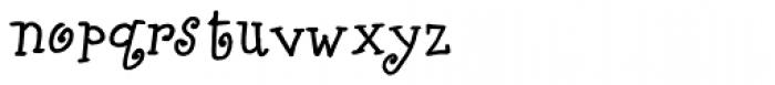 TXTJubulation Font LOWERCASE