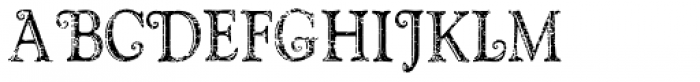 TXTSanta Font Font UPPERCASE