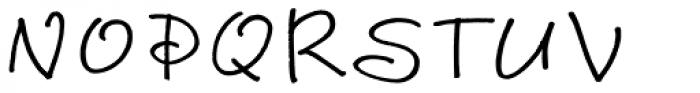 TXTSmall World Font UPPERCASE