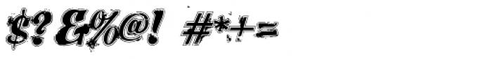 TXTSoda Shoppe Font OTHER CHARS