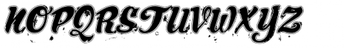 TXTSoda Shoppe Font UPPERCASE