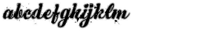 TXTSoda Shoppe Font LOWERCASE