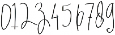 Tycho otf (100) Font OTHER CHARS