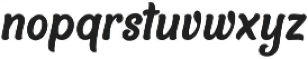 Tylerandco otf (400) Font LOWERCASE