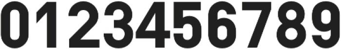 Type-36 Black otf (900) Font OTHER CHARS