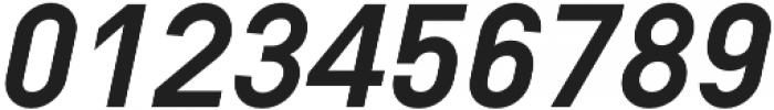 Type-36 ExtraBold Italic otf (700) Font OTHER CHARS