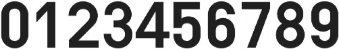 Type-36 ExtraBold otf (700) Font OTHER CHARS