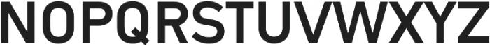 Type-36 ExtraBold ttf (700) Font UPPERCASE