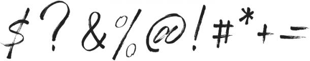 Typehill ttf (400) Font OTHER CHARS