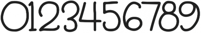TypesetTrio Punchbowl Bold otf (700) Font OTHER CHARS