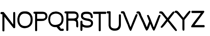 TYPEDRIPPER Font UPPERCASE