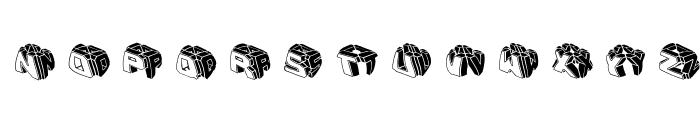 TypeBoxesRoundedTwo Font UPPERCASE