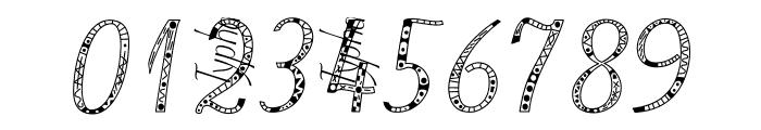 Typha Var02Demo Font OTHER CHARS