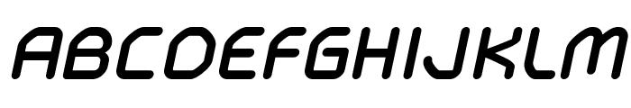 Typo Angular Rounded Demo Bold Italic Font UPPERCASE