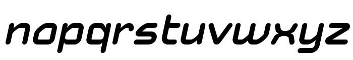 Typo Angular Rounded Demo Bold Italic Font LOWERCASE