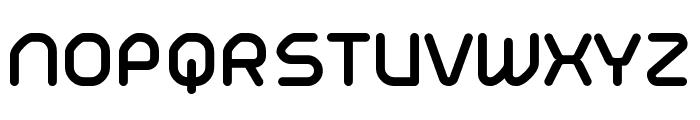 Typo Angular Rounded Demo Bold Font UPPERCASE