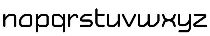 Typo Angular Rounded Demo Font LOWERCASE