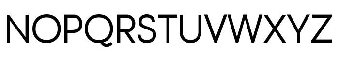 Typo Gotika Small Caps Demo Font UPPERCASE