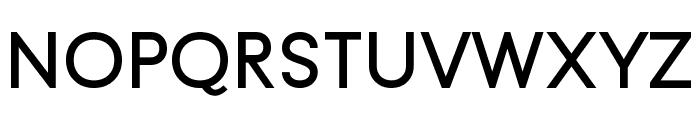 Typo Gotika Small Caps Demo Font LOWERCASE