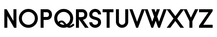 Typo Grotesk Bold Font UPPERCASE