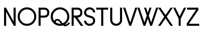Typo Grotesk Font UPPERCASE