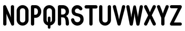 Typo Quik Demo Bold Font UPPERCASE