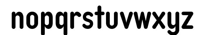 Typo Quik Demo Bold Font LOWERCASE