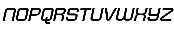 Typo Square Bold Italic Demo Font UPPERCASE
