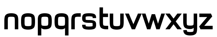 Typo Style Demo Bold Font LOWERCASE