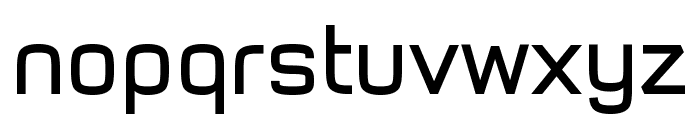 Typo Style Demo Font LOWERCASE