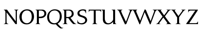 Typo3-Medium Font UPPERCASE