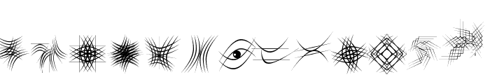 TypoElements Font LOWERCASE
