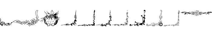 TypoGraphicEdges Font LOWERCASE