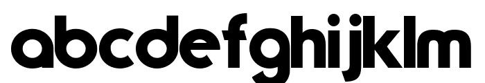 TypoGraphica Font LOWERCASE